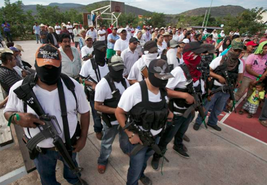 """Résultat de recherche d'images pour """"Autodefensas"""""""