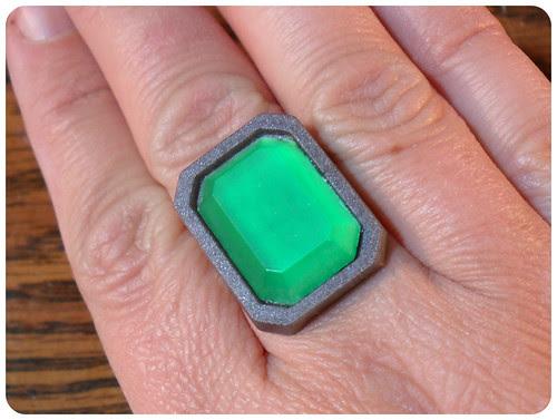 resin bling ring