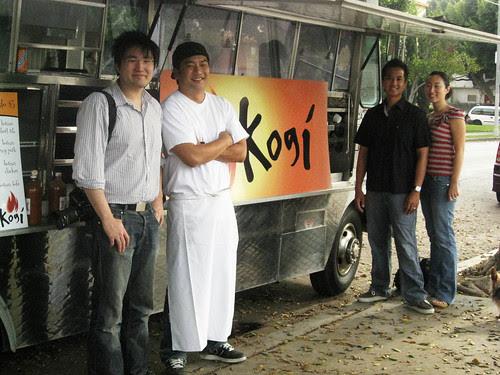 Korean Taco Tasting with Kogi BBQ