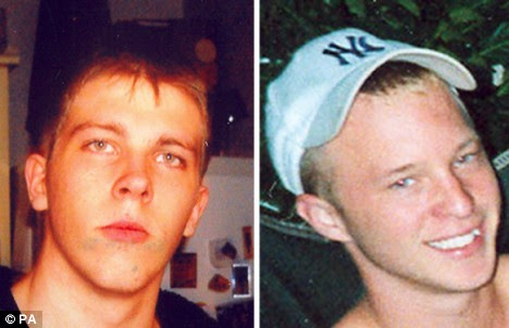 Jordan Ball and Dean Lewis, Cwmbran vicitims of CO poisoning