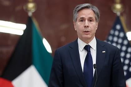 Госсекретарь США заявил о сокращении 182 работников дипмиссий в России