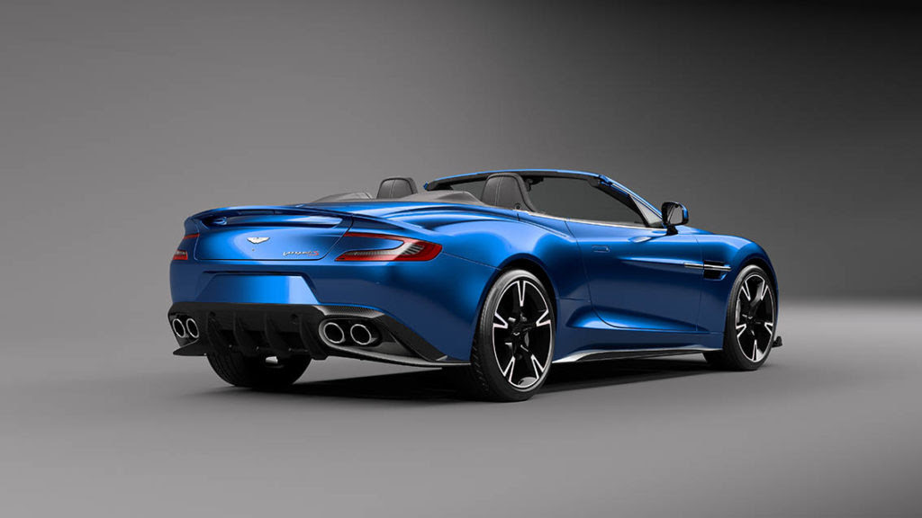 Vanquish S Takes Aston Martin S Ultimate Super Gt To The Next Level Carbook Magazine