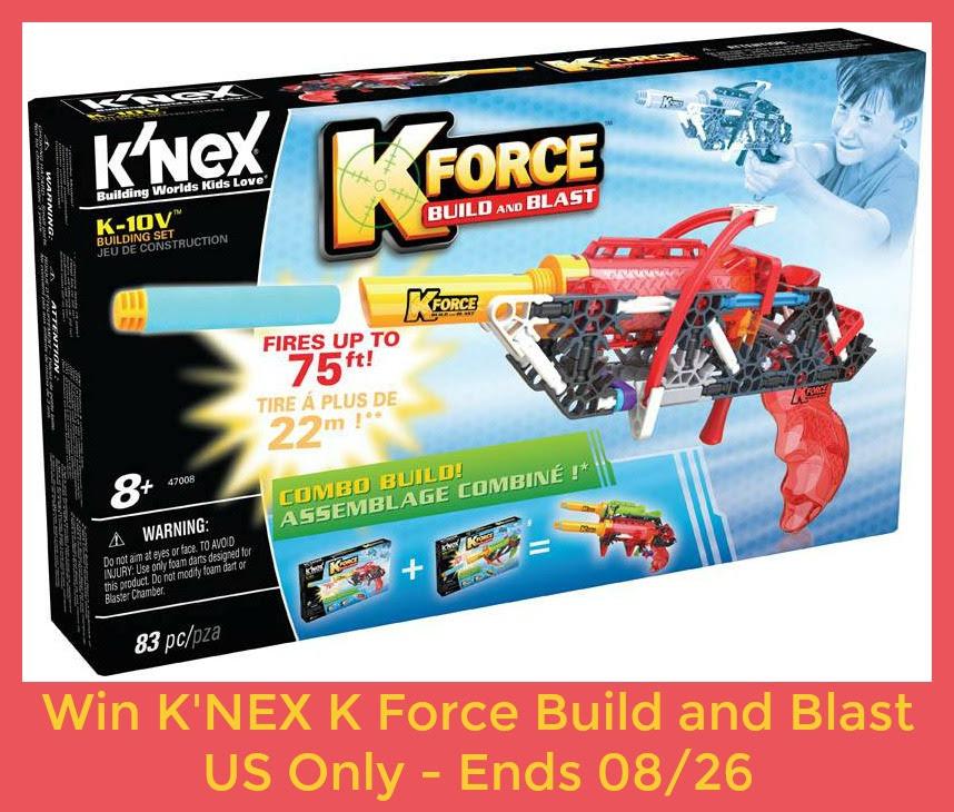 K'NEX Build and Blast