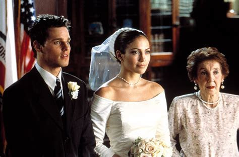 Jennifer Lopez in The Wedding Planner   Movie Wedding