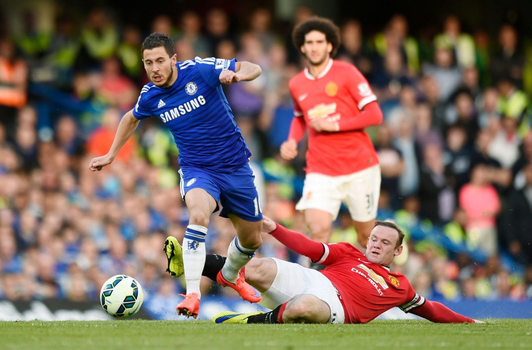 El Chelsea acaricia el título tras imponerse al United