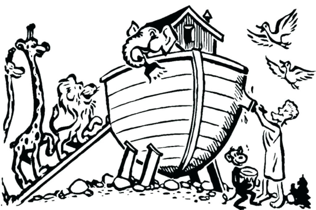 Noahs Ark Animal Coloring Pages at GetColorings.com | Free ...