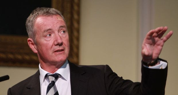 Tullow's founder Aidan Heavey said he will step down as chief executive in April. Photograph: Nick Bradshaw