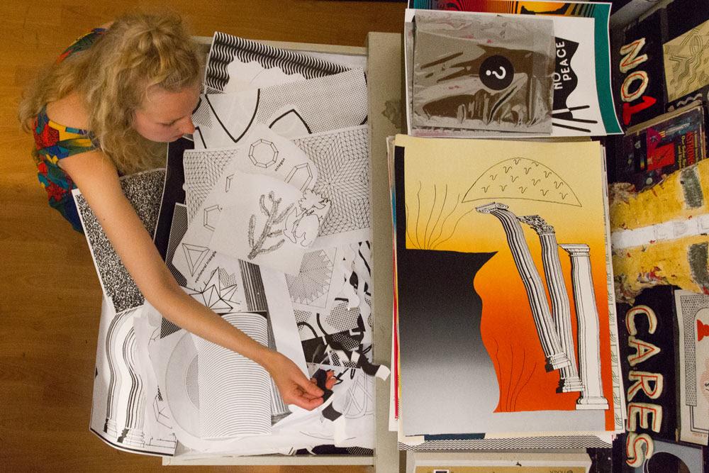 Studio Visit with Alicia Nauta