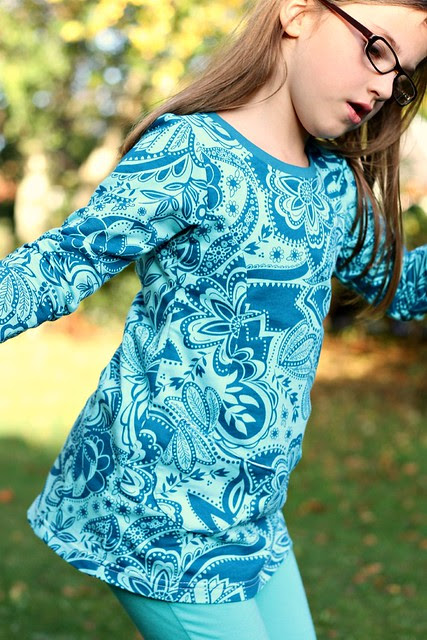 Mini Penny tunic