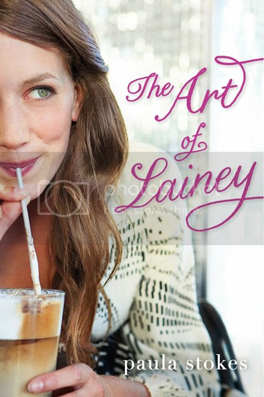 https://www.goodreads.com/book/show/16068910-the-art-of-lainey