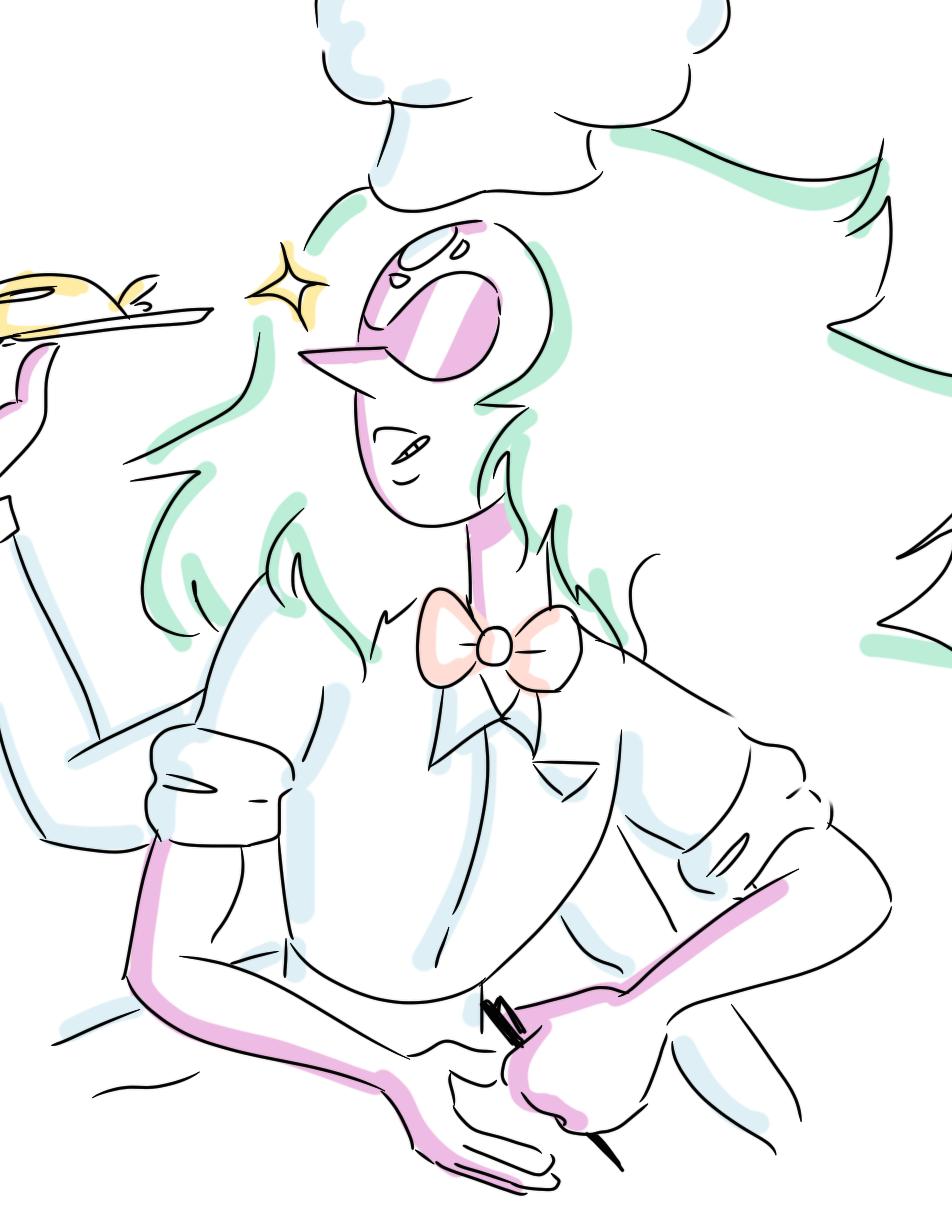 the best damn waitress in town