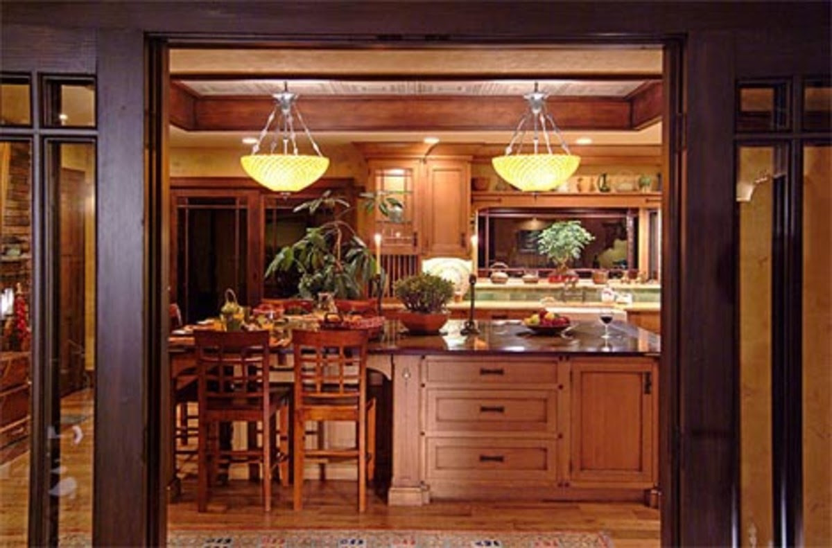 3 Arts & Crafts Kitchens — Arts & Crafts Homes and the Revival