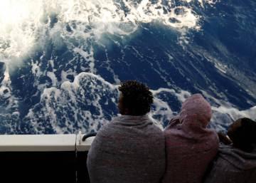 Empresarios, voluntarios, médicos: así son los rescatadores del Mediterráneo