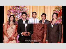 G V Prakash Kumar Wedding Reception   YouTube