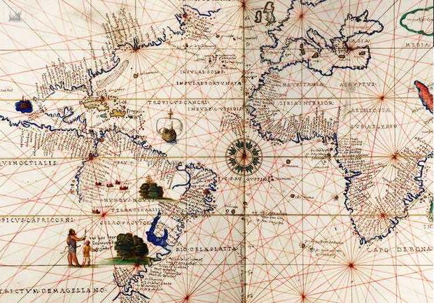 1554 правильная карта