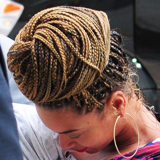 Vivacious Box Braids  Updo  Hairstyles  2014 Hairstyles