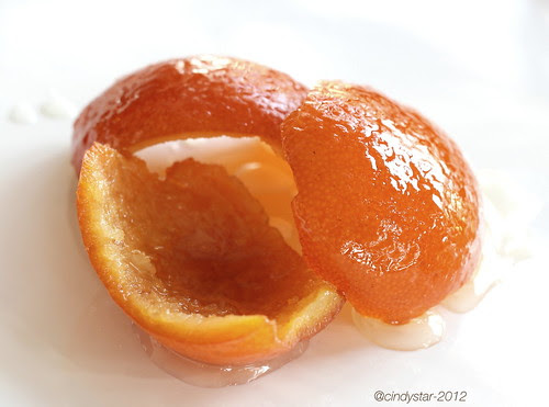 arance candite-candied oranges