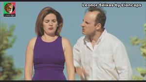 Leonor Seixas sensual no filme Ladrões de Tuta e Meia