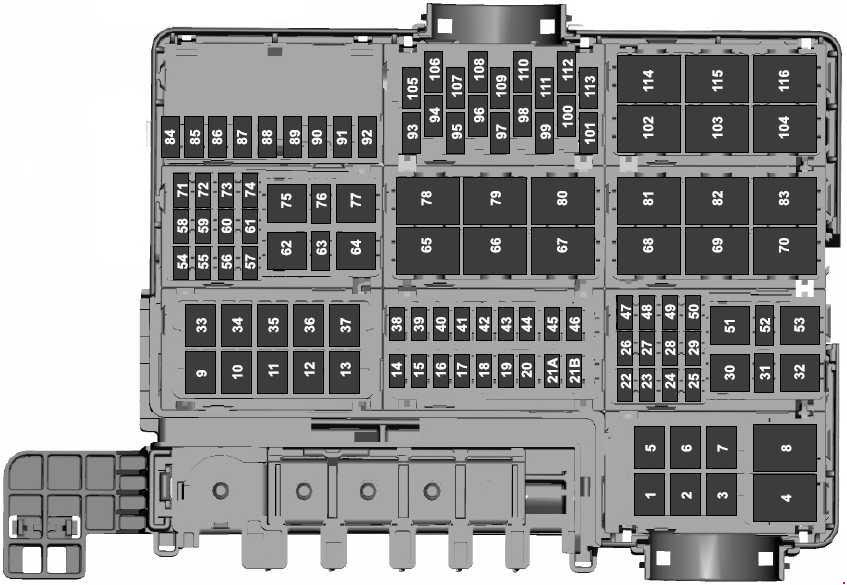 Diagram 1991 Ford F 150 Fuse Box Diagram And Relay Full Version Hd Quality And Relay Avdiagrams Hommevetements Fr
