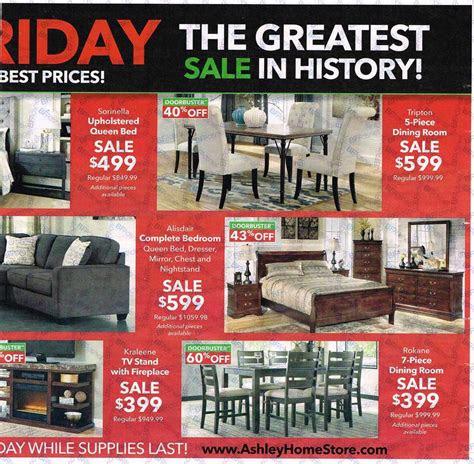 ashley furniture black friday ad
