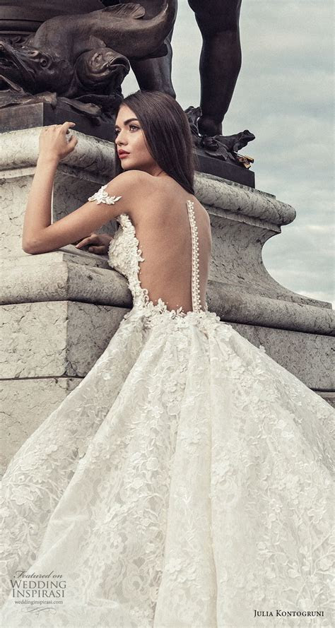 Julia Kontogruni Wedding Dresses 2018 ? ?Paris? Bridal