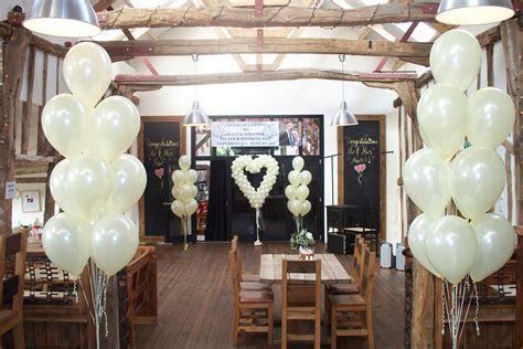 Wedding Balloons Ipswich Suffolk   The Party Balloon Company