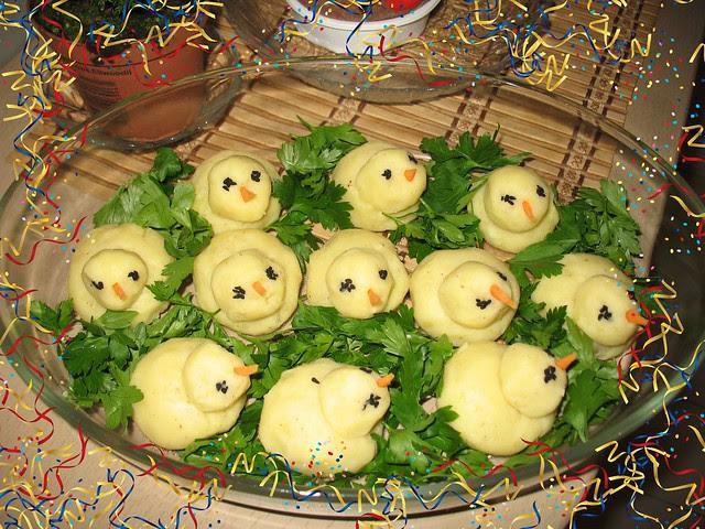 patates puresi