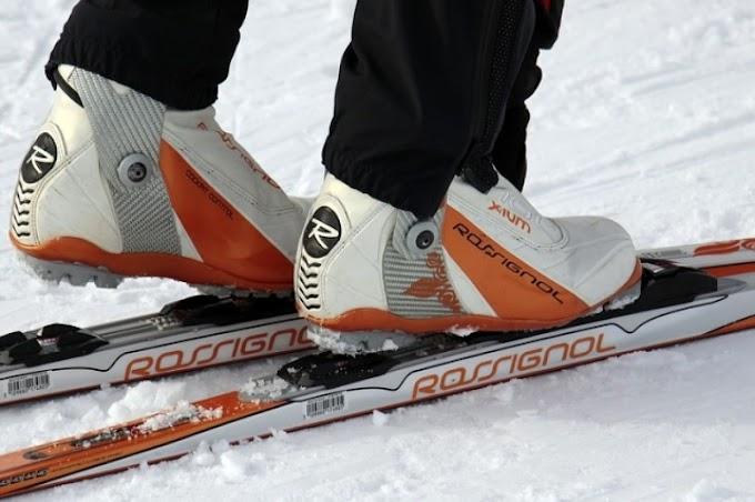 В Ханты-Мансийске лыжники опробовали снежную трассу