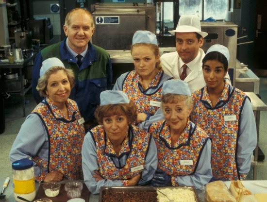 BBC sitcom, Dinnerladies