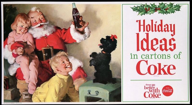 old coca cola ad
