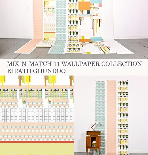 Emma Lamb Pattern Crush Mix 39 N 39 Match 11 Wallpaper