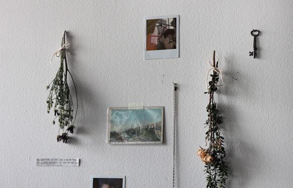DIY Dekor için görüntü Ver: Kuru Çiçekler Nasıl Kullanılır