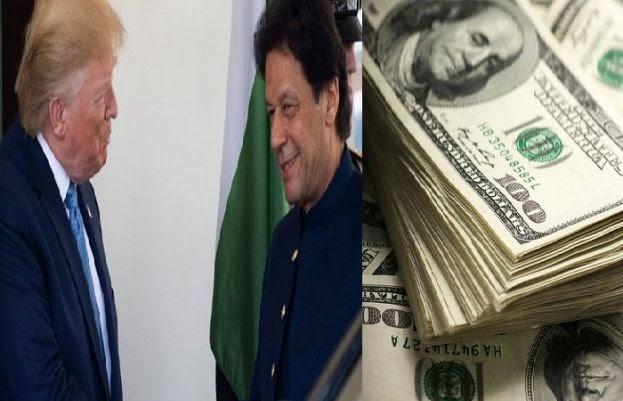 وزیر اعظم عمران اور صدر ٹرمپ کی ملاقات۔۔۔ ڈالر پہ پڑگیا گہرا اثر