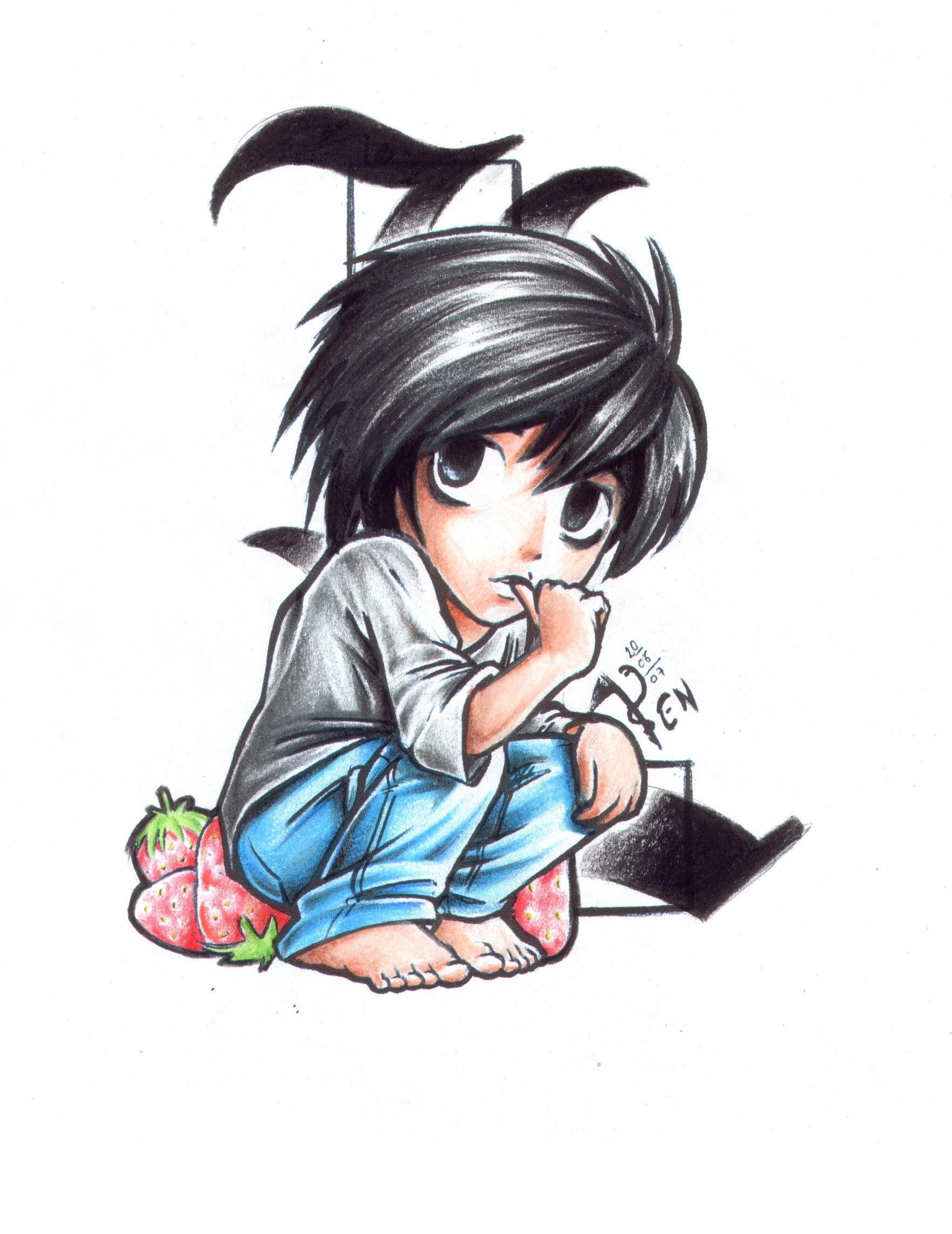 Death Note Death Note Fan Art 5783241 Fanpop