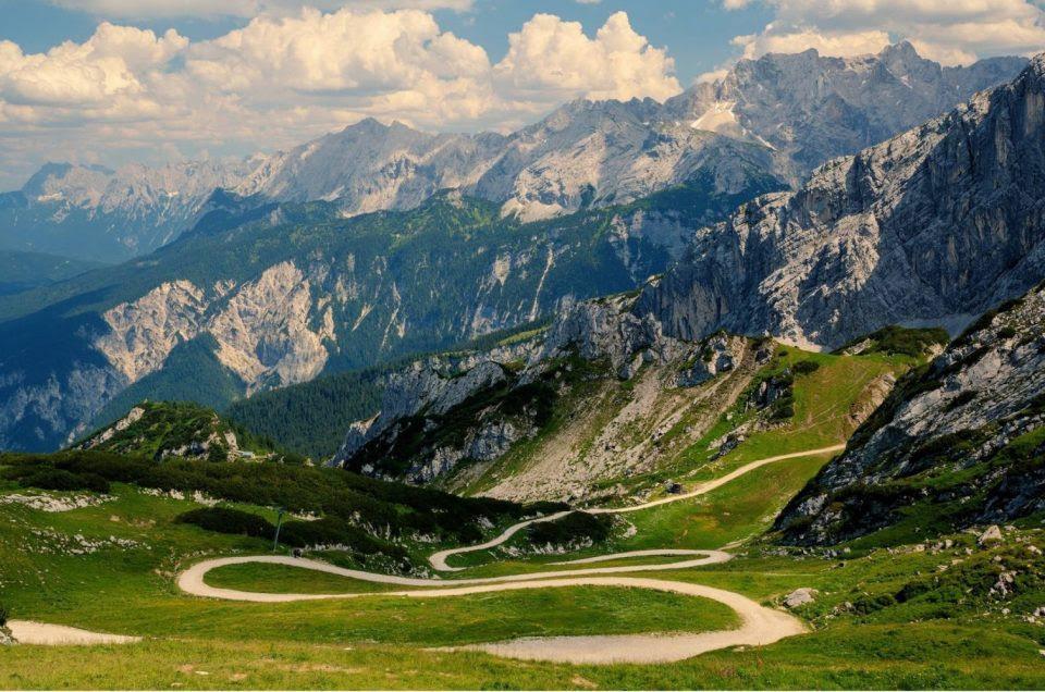 Pegunungan Alpen  Jejeran Gunung Tertinggi dan Terluas