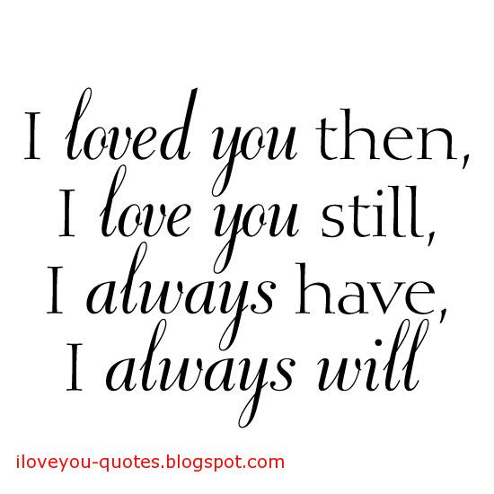 Quotes About Love You 897 Quotes