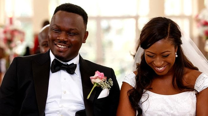 Image result for Dr Sid and wife Simi Esiri celebrate 4th wedding Anniversary