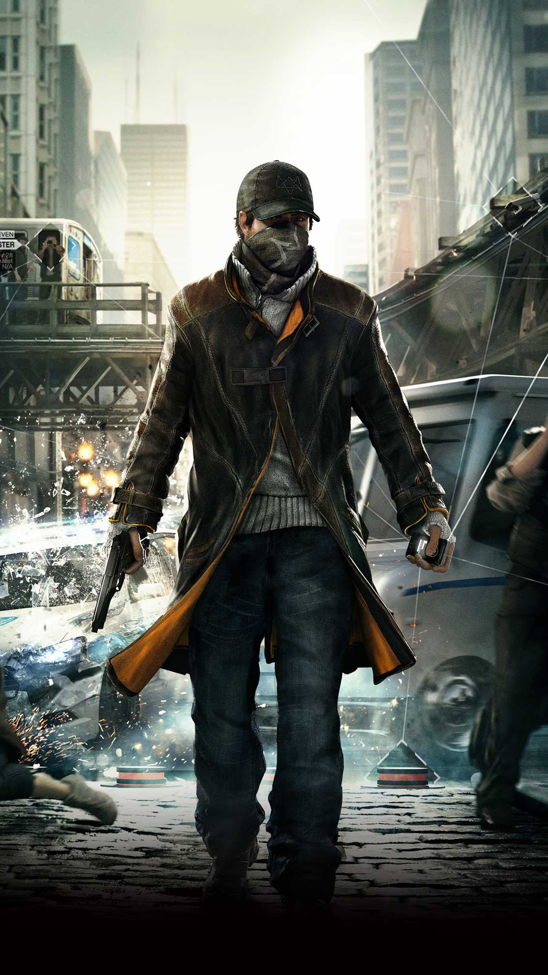 Aiden Pearce Best Htc One Wallpapers Free And Easy To Download Images, Photos, Reviews