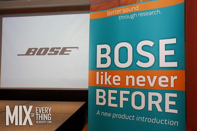 Bose Like No Other