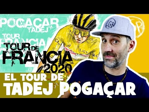 EL TOUR DE TADEJ POGAÇAR. Mi resumen del Tour de Francia 2020 - Alfonso Blanco