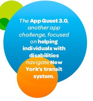AT&T New York App Quest