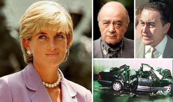 Image result for princess diana death date