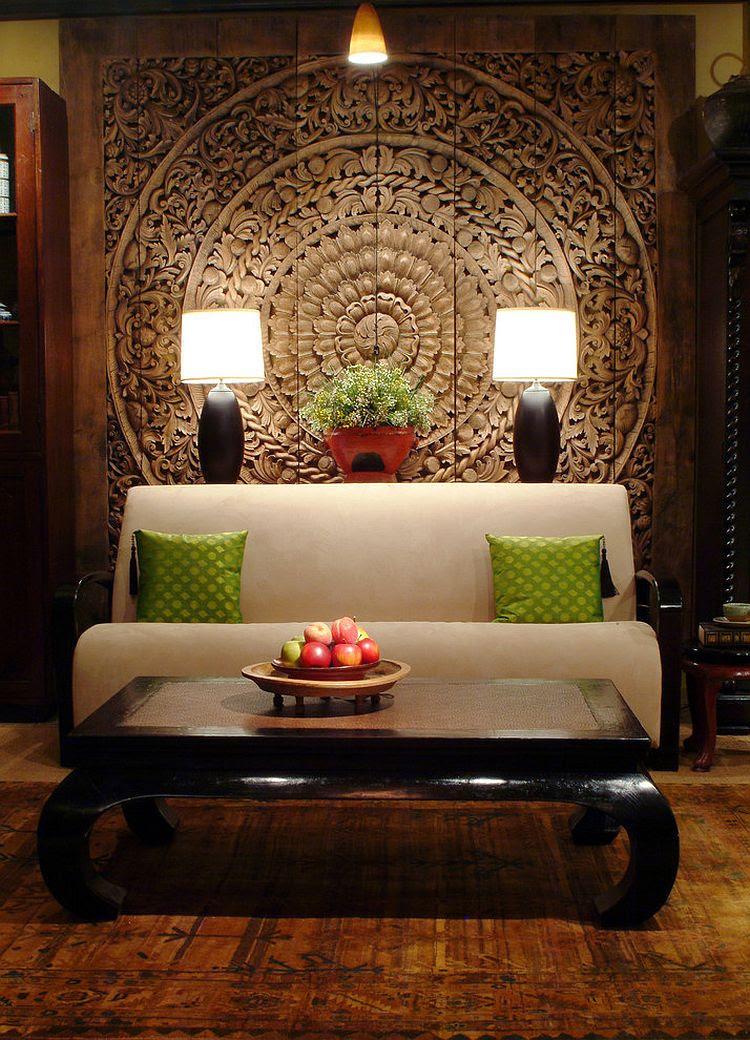 20 Beautiful Asian Living Room Design Ideas | Interior God