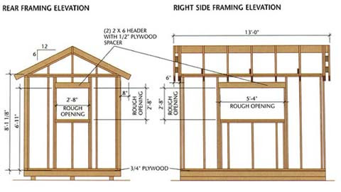 Get Plans for building a timber shed ~ shed making plans