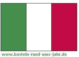Ausmalbild Fahne Fussball EM 2012 Gruppe C - Basteln rund ...