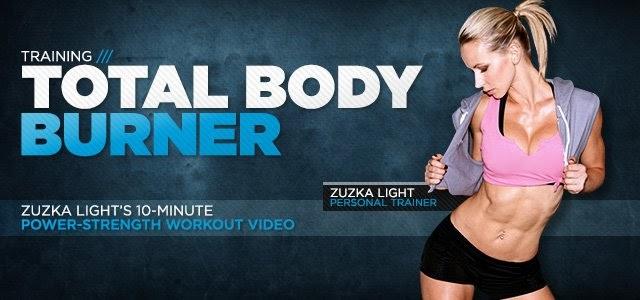 Zuzka's 10 Minute Power Strength Workout-ZCUT