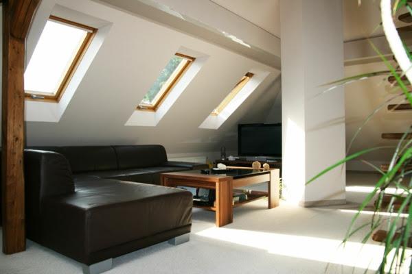 Möchten Sie ein traumhaftes Dachgeschoss einrichten? 40 ...