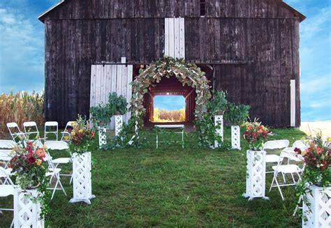 Outdoor Wedding Decoration Ideas (17)   8032   The
