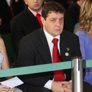 Fábio Luis, filho do ex-presidente Lula