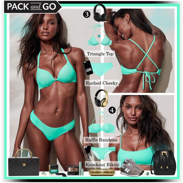 VS Swim 2016: Jasmine Tookes (3)